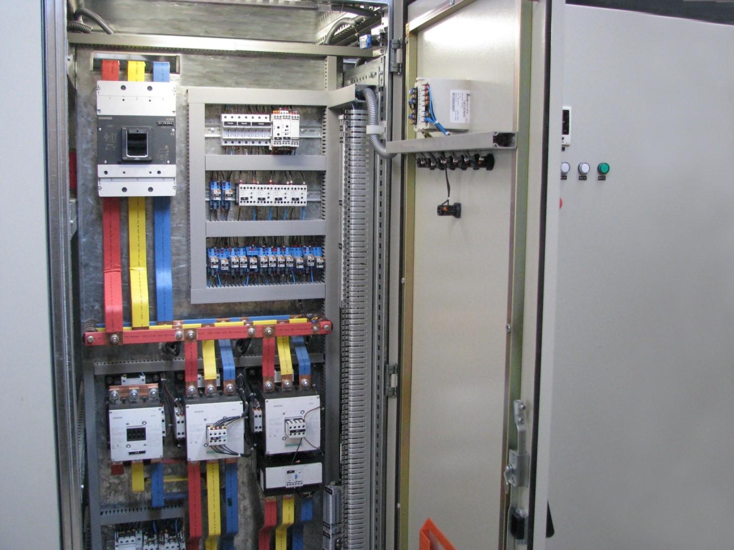 تهیه و ساخت، آزمایش و حمل تابلو های برق