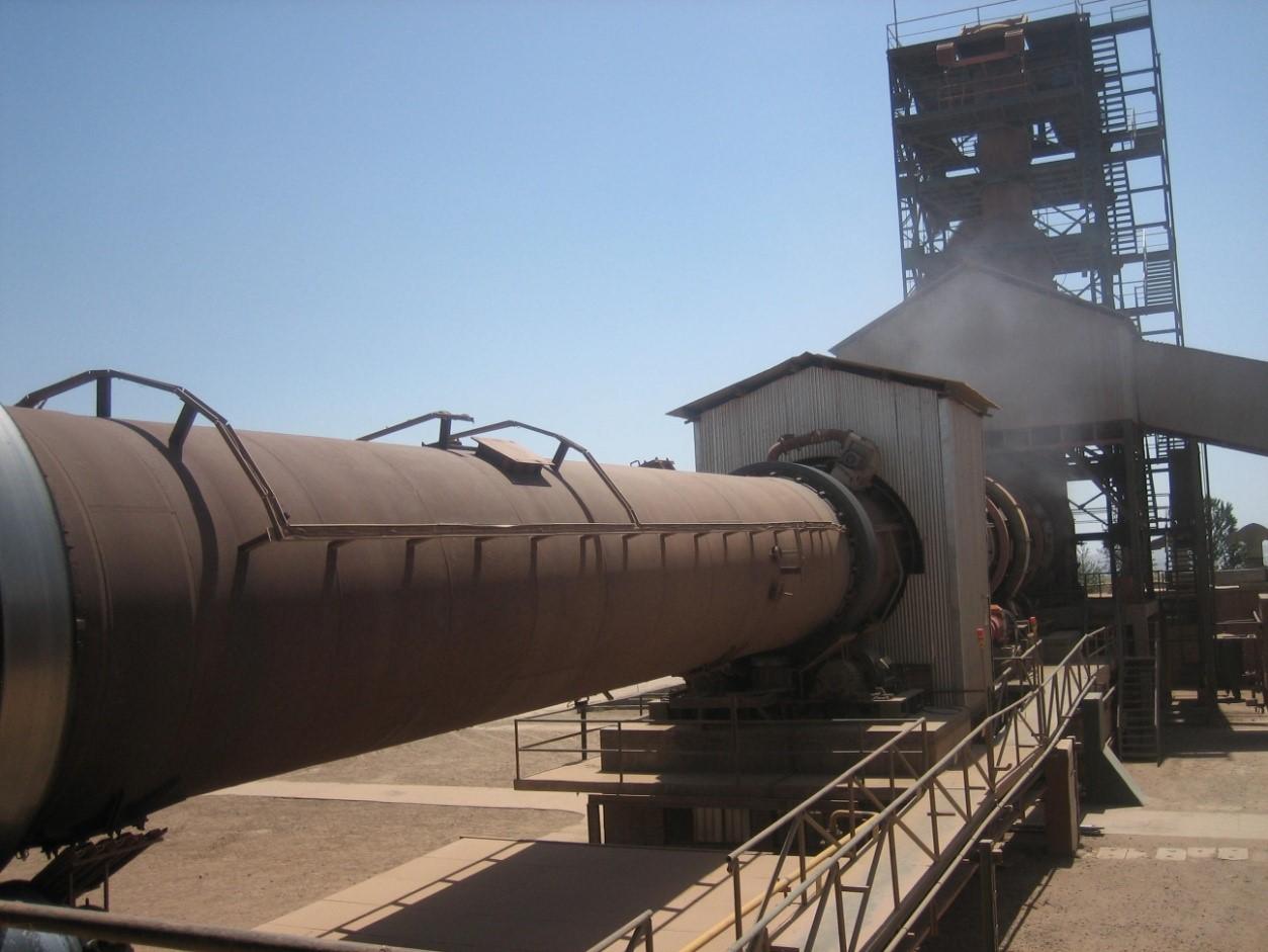 ممیزی و مدیریت مصرف انرژی در کارخانه روی زنگان