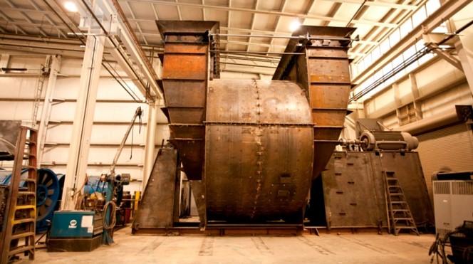 امکان سنجی ، طراحی تعویض و راه اندازی  فنهای (F.D. Fan) دمنده هوای احتراق بویلر یک واحد نیروگاه شازند – سابا
