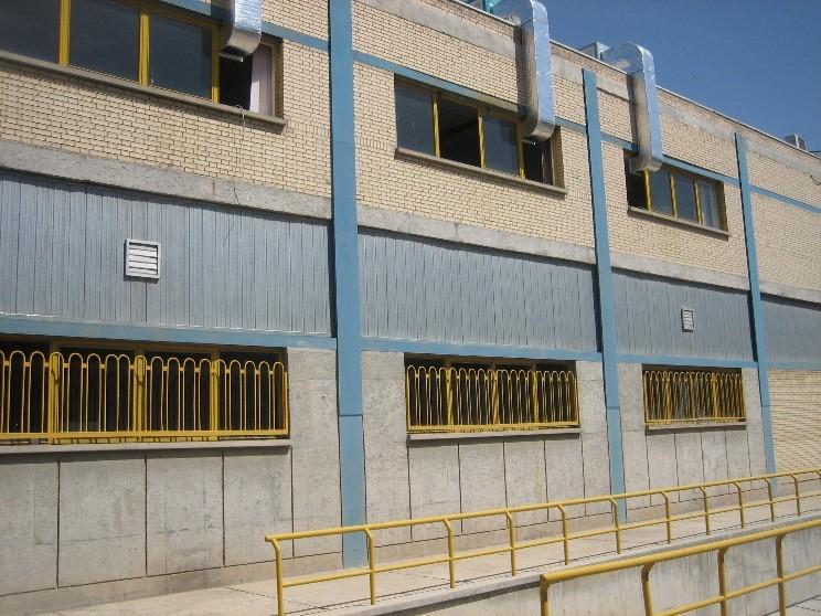 ممیزی انرژی در شرکت بهره برداری قطار شهری مشهد