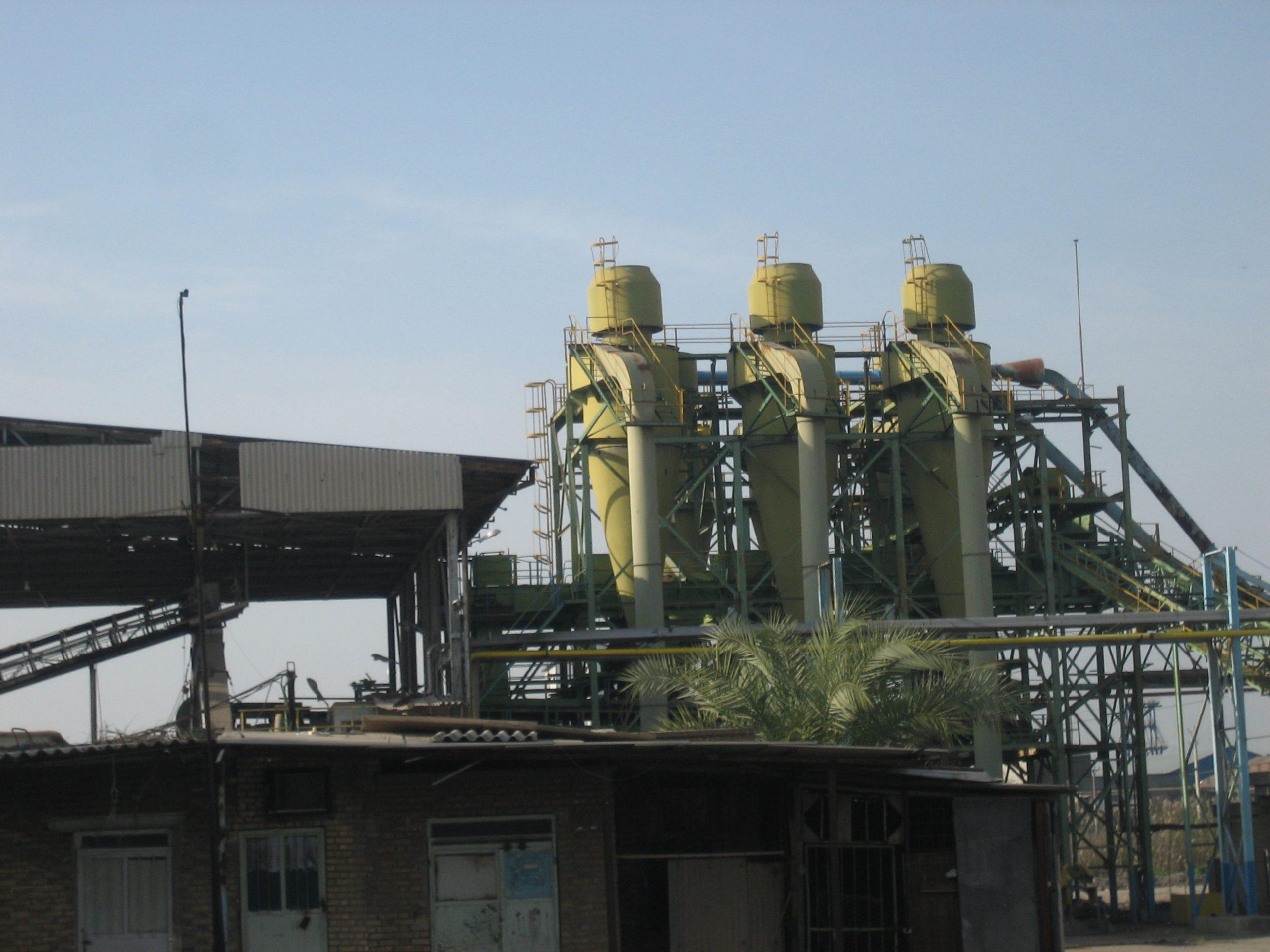 ممیزی و مدیریت مصرف انرژی درکارخانه کاغذ پارس