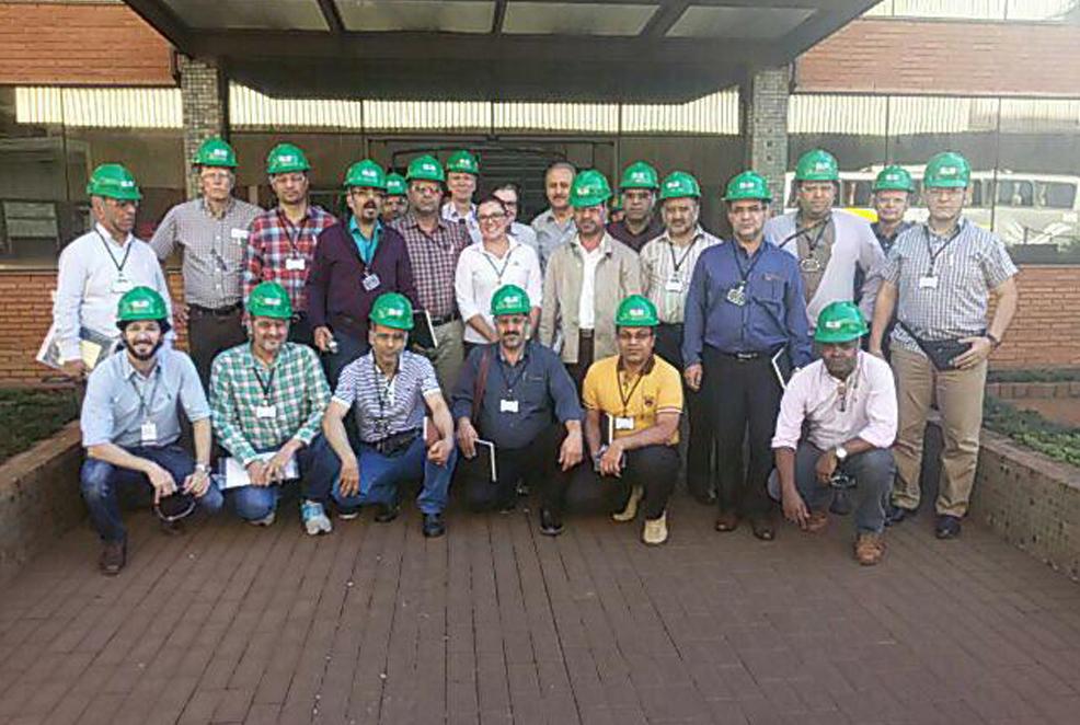 فرآیند تولید شکر در برزیل