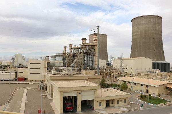 نیروگاه سیکل ترکیبی یزد